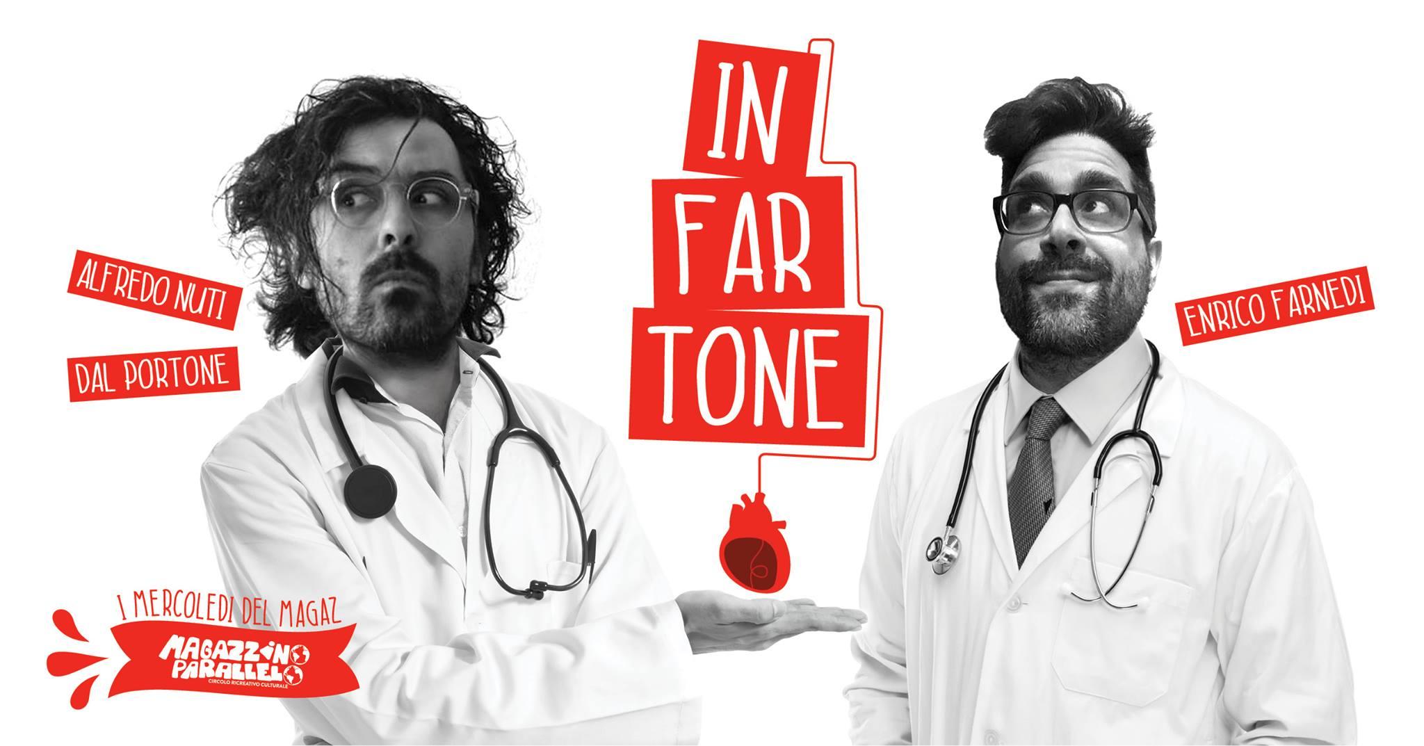 InFarTone live duo: Farnedi & Portone / at Magazzino Parallelo