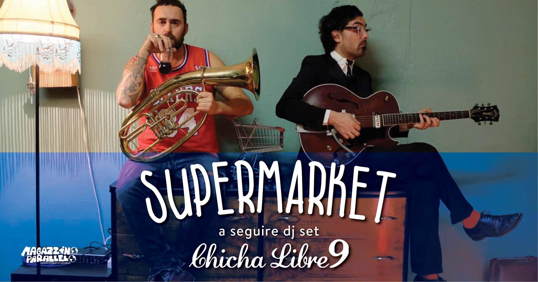 Supermarket / Chicha Libre 9 / at Magazzino Parallelo