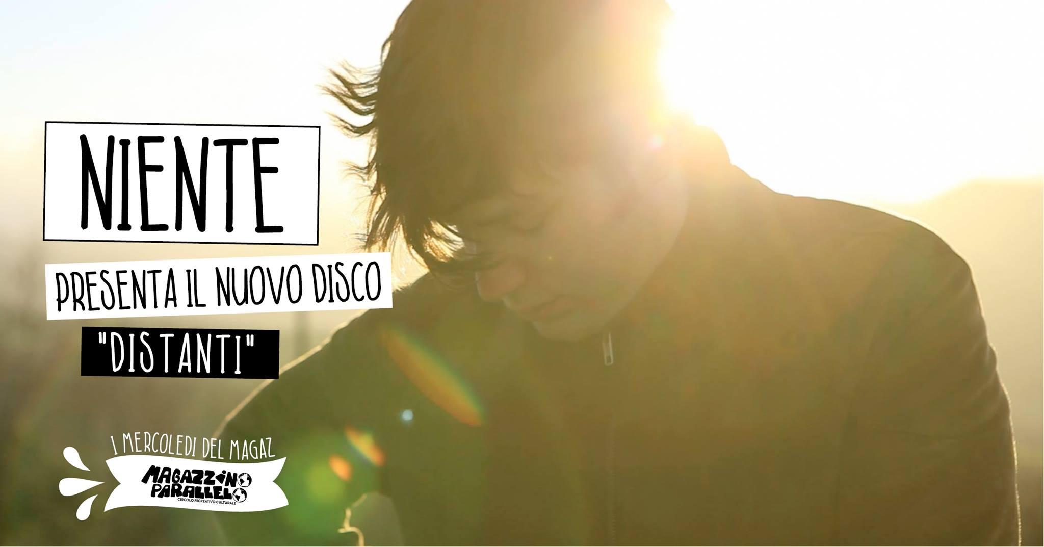 Niente live / at Magazzino Parallelo