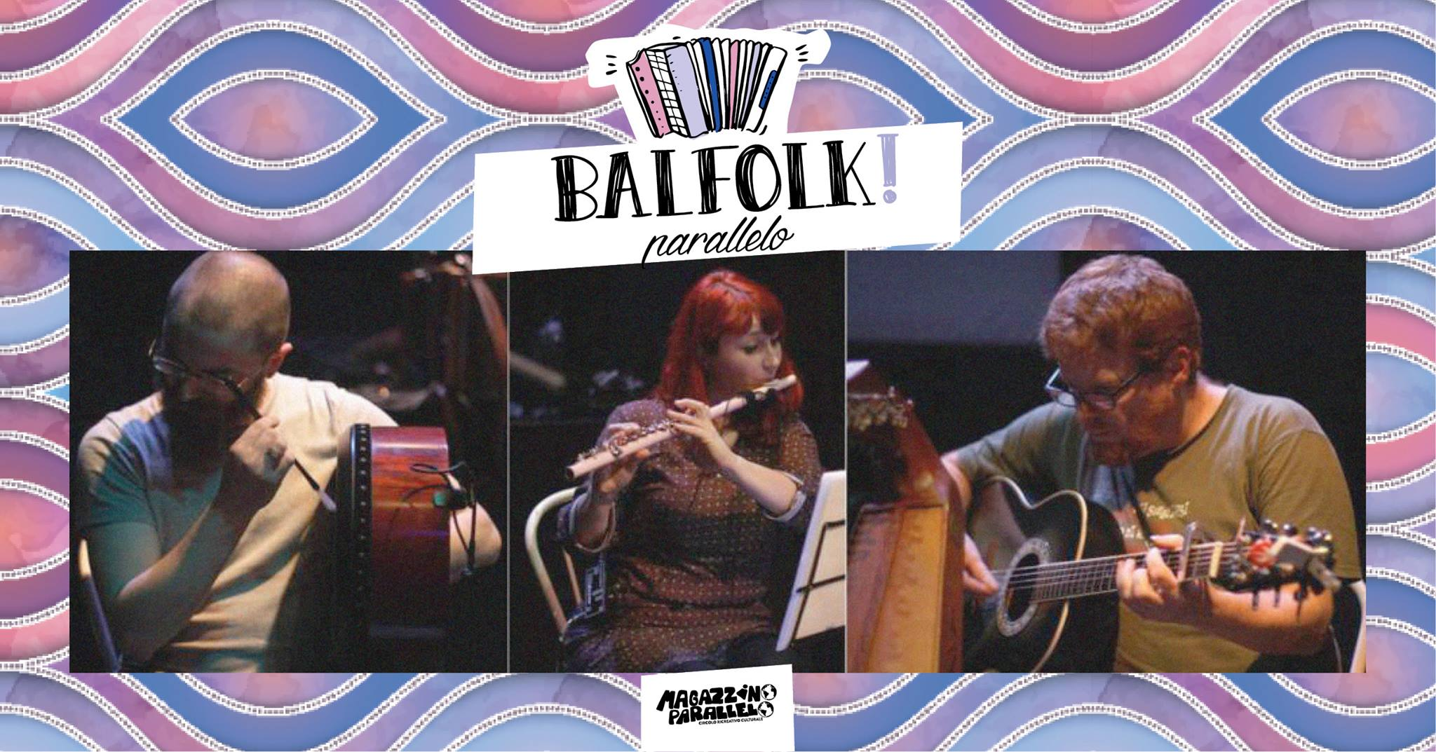 Balfolk Parallelo / DaDgad Irish & Balfolk live