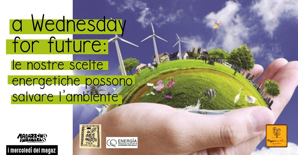 A Wednesday for future / at Magazzino Parallelo