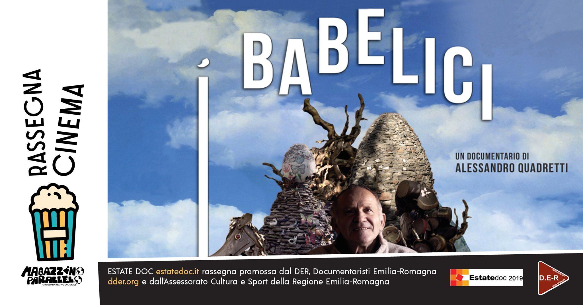 I Babelici / Rassegna Cinema at Magazzino Parallelo