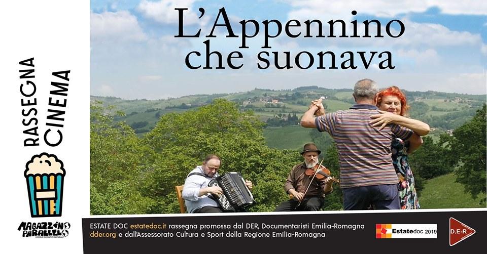 L'Appennino che suonava / Rassegna Cinema at Magazzino Parallelo