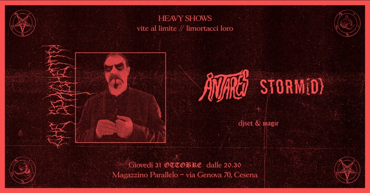 Che Spaghetto ⌁ limortacci loro / HeavyShows at Magaz Parallelo