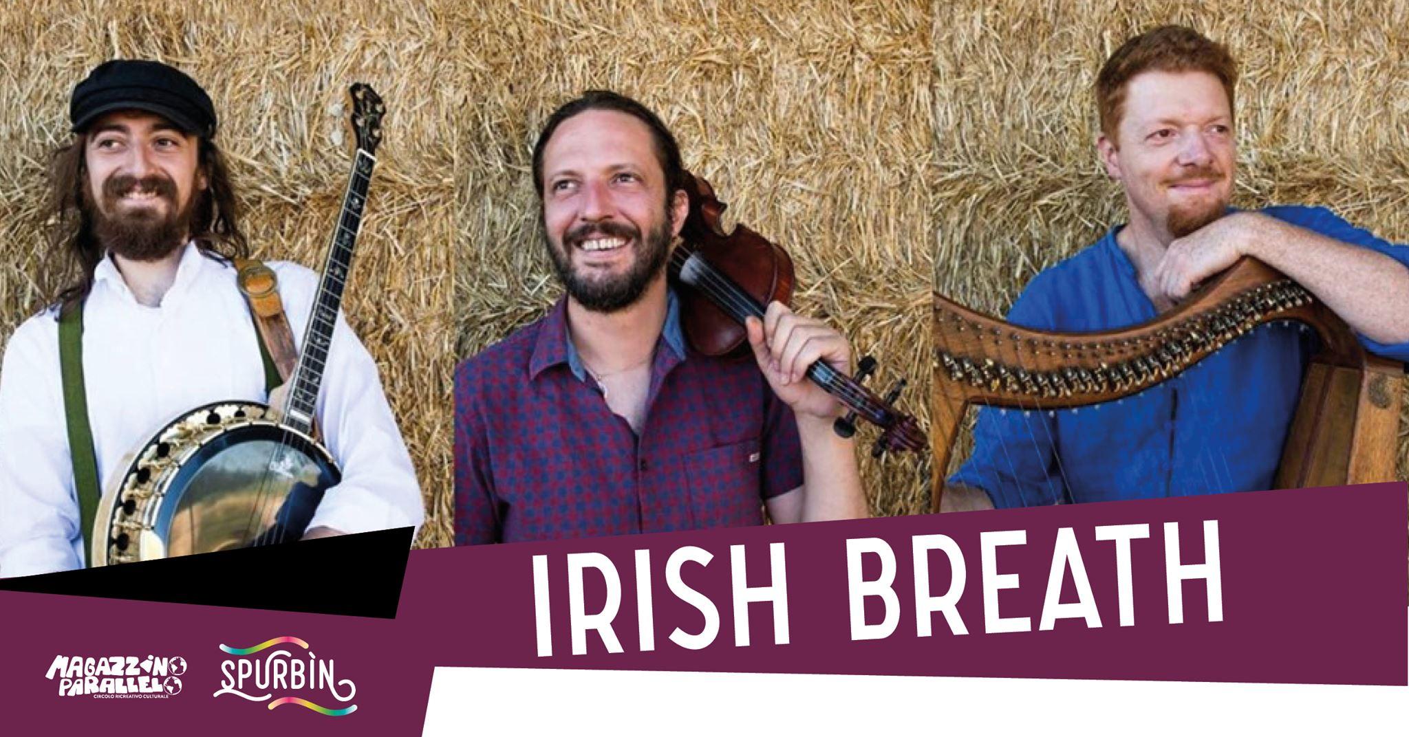 Irish Breath - Music and Dances / at Spurbìn