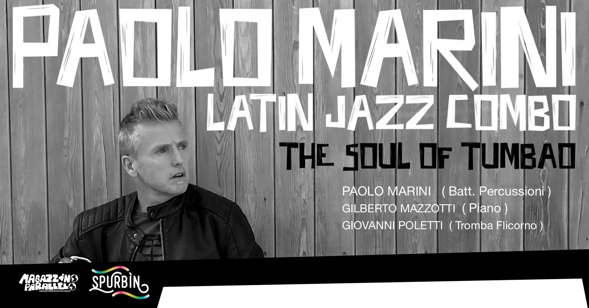 Paolo Marini Latin Jazz Combo / at Spurbìn!
