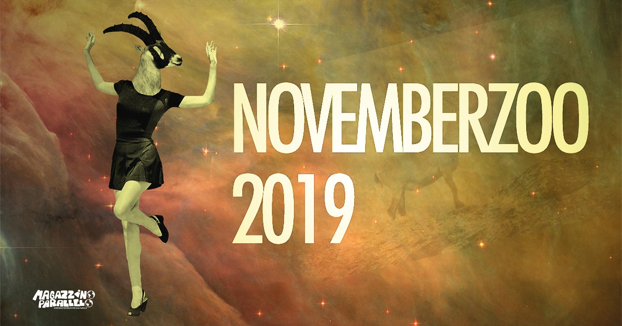 NovemberZOO 2019 / at Magazzino Parallelo