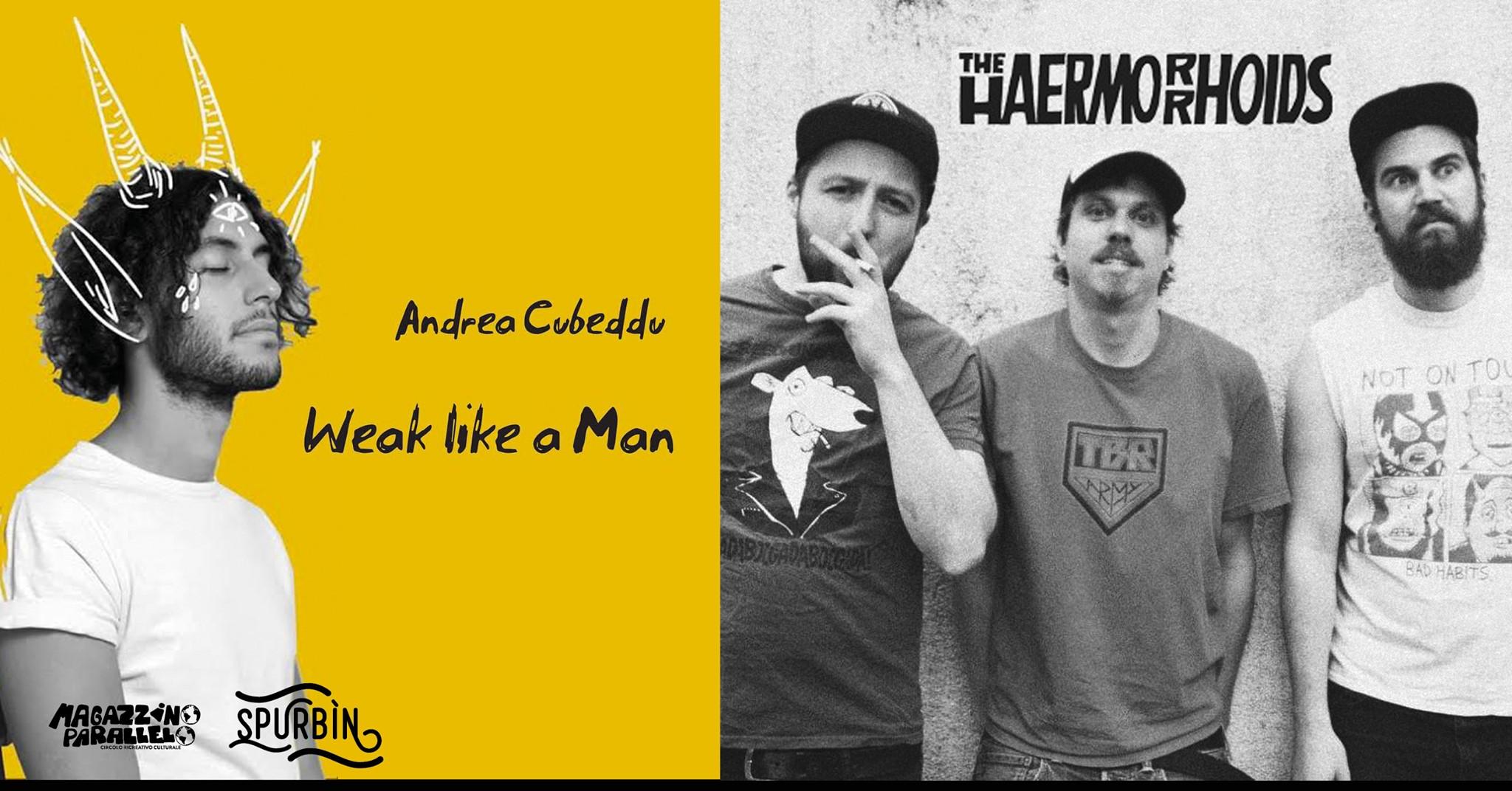 Andrea Cubeddu   The Haermorrhoids / at Spurbìn