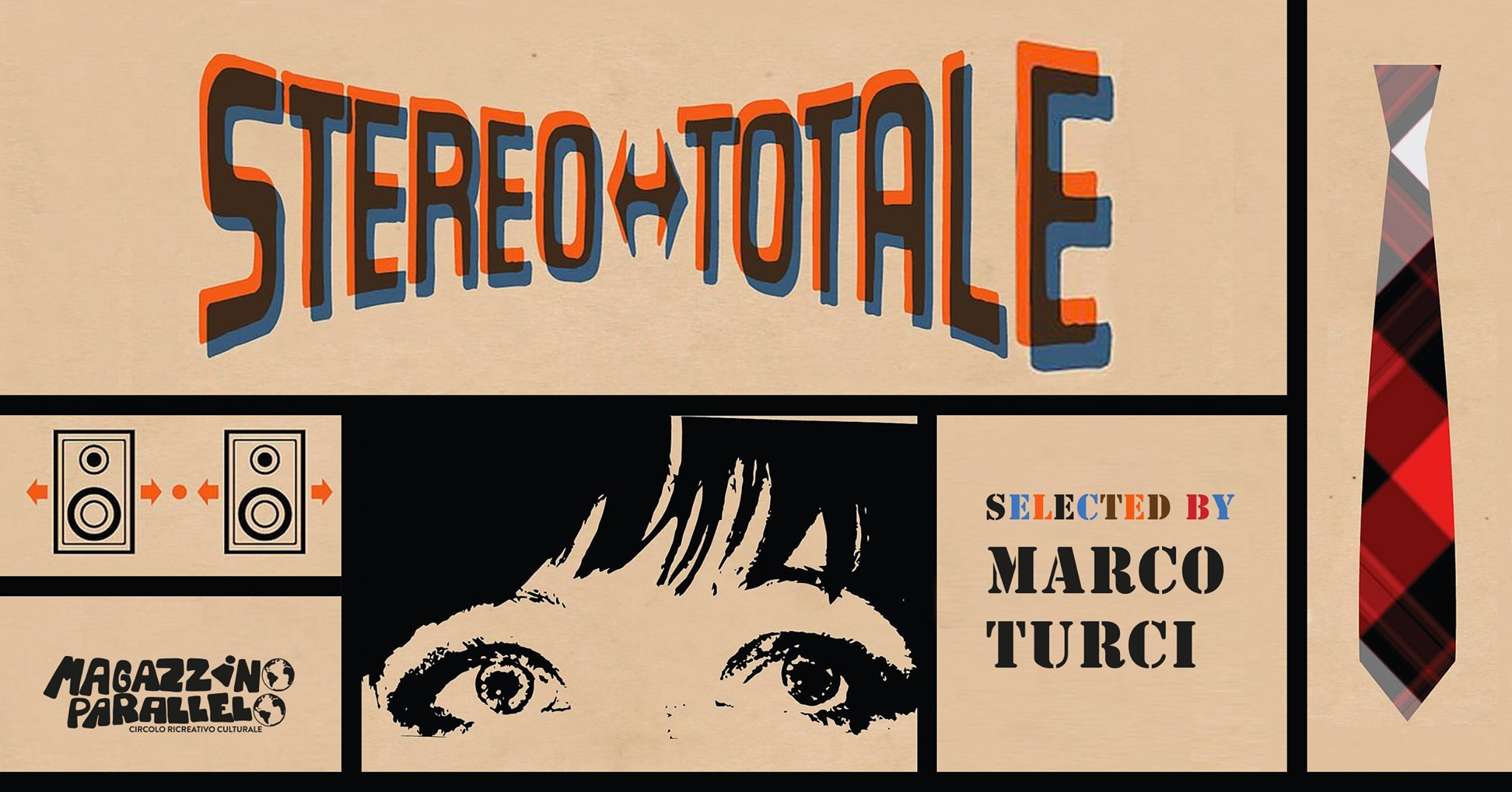 Stereo Totale // at Magazzino Parallelo